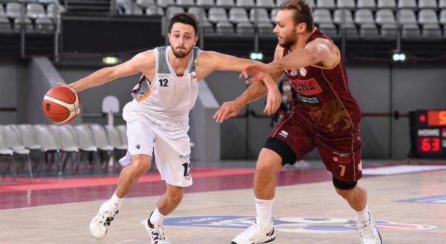 Basket: Luca Campogrande si accorda con la Reyer Venezia