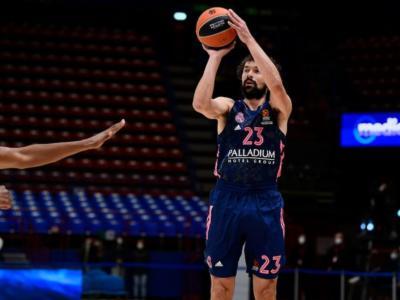 Basket, Eurolega 2020-2021: Real Madrid-Stella Rossa si giocherà lunedì 18 gennaio