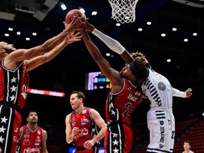 Basket, quando ricomincia la Serie A? Programma, orari, tv, streaming 26-27 dicembre