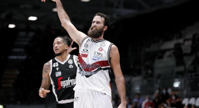 Basket: Virtus Bologna-Olimpia Milano torna su Rai2 un anno dopo