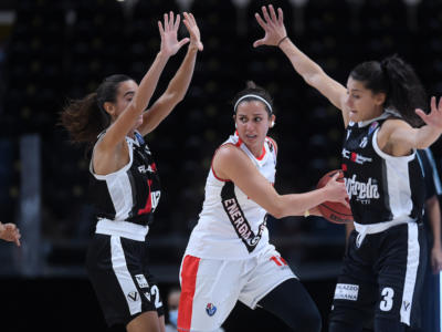 Basket femminile: Vigarano suona la prima, Lucca quasi eroica a Bologna, Schio ok negli anticipi di Serie A1