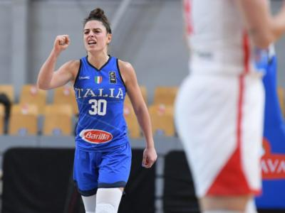 """Basket femminile, Beatrice Attura: """"La Nazionale è sempre stata un sogno. Adoravo Kobe Bryant, è stato il Michael Jordan della mia età"""""""