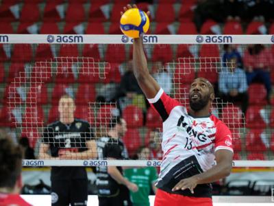 """Volley, Robertlandy Simon: """"In alcune partite potevamo fare di più. In Champions siamo stati molto bravi"""""""