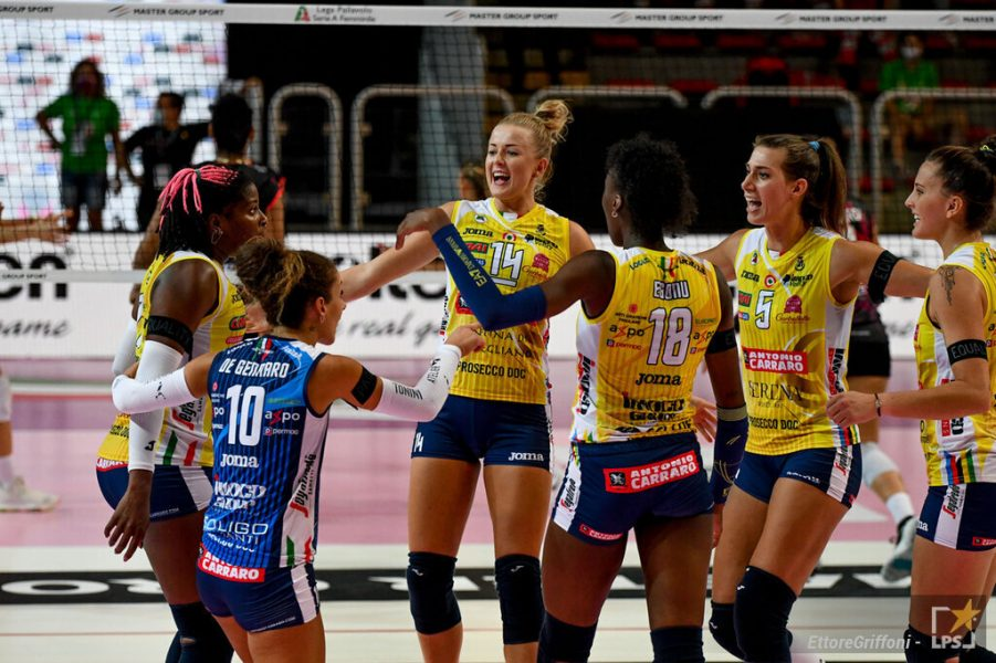 Conegliano Calcit Kamnik oggi: orario, tv, programma, streaming Champions League volley