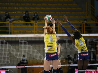 Conegliano-Nantes oggi: orario, tv, streaming, programma Champions League volley