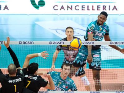 LIVE Civitanova-Perugia 3-1, Champions League volley in DIRETTA: spettacolare vittoria della Lube in un derby rovente