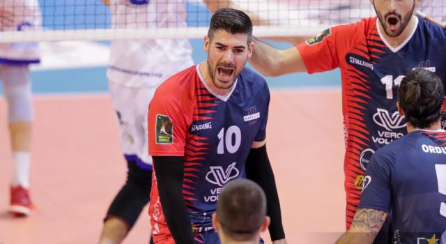 Volley, SuperLega: Monza batte Vibo Valentia e mette nel mirino il quarto posto! Lagumdzija e Lanza al top