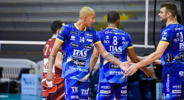 Volley, SuperLega: Trento schiaccia Piacenza e risale, continua la favola di Vibo Valentia. Ok Ravenna