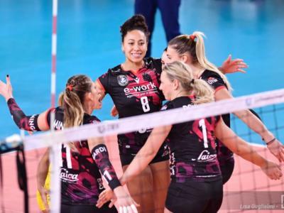 Busto Arsizio-Resovia oggi: orario, tv, programma, streaming Champions League volley