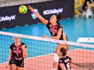 LIVE Busto Arsizio-Schwerin 24-26 14-25 22-25, Champions League volley in DIRETTA: le lombarde affondano. Le tedesche volano momentaneamente in testa al Gruppo A