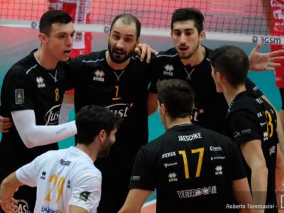 """Volley, Luca Spirito: """"Trento è una macchina, è la squadra più temuta"""""""