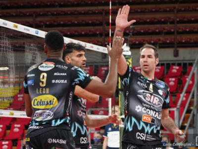 Volley, SuperLega: domenica di fuoco. Civitanova, Perugia, Trento: sfida a distanza
