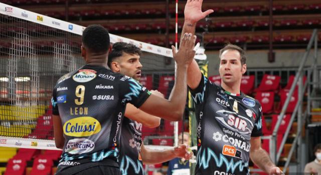 Volley, SuperLega: domenica di fuoco. Civitanova, Perugia, Trento: sfida a distanza