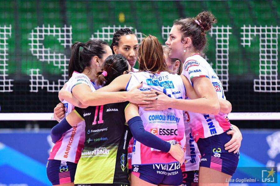 LIVE Scandicci Monza 1 1 (25 20, 21 25, 0 0), Serie A1 Femminile 2020/2021 volley: PUNTEGGIO in DIRETTA