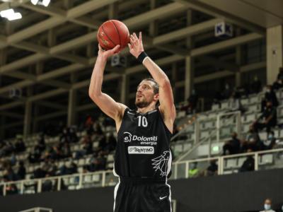 Basket, EuroCup: Trento cade in casa con il Gran Canaria ed è terza nel girone, Virtus Bologna senza problemi