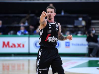 Basket, Virtus Bologna e Josh Adams: le strade si dividono