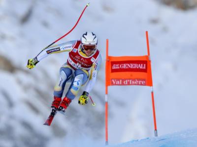 Sci alpino, Aleksander Aamodt Kilde è il più veloce nella seconda prova della discesa della Val Gardena, Paris non forza