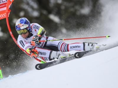 Sci alpino, Alexis Pinturault vince sulla Gran Risa e vola in testa alla generale. 11° Tonetti in rimonta