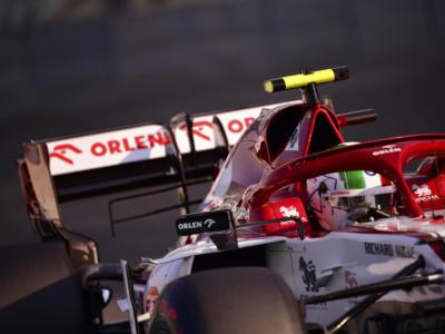 """F1, Antonio Giovinazzi: """"Penso di essere cresciuto molto nel 2020, ma voglio migliorare ancora"""""""