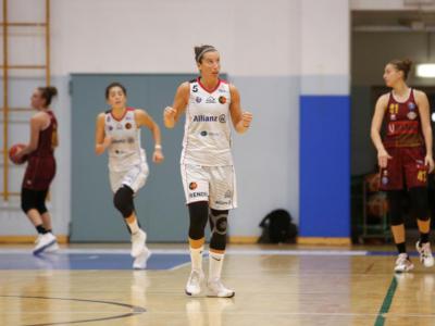Basket, Serie A1 femminile: vincono Ragusa, Sesto San Giovanni e Costa Masnaga