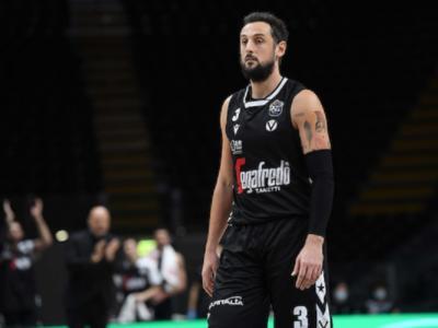 """Basket, Marco Belinelli: """"E' stata una partita dalle forti emozioni, ora sarà necessario lavorare"""""""