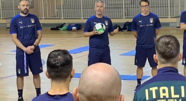 Calcio a 5, Qualificazioni Europei 2022: Italia già prima nel girone, ultimo impegno contro il Montenegro