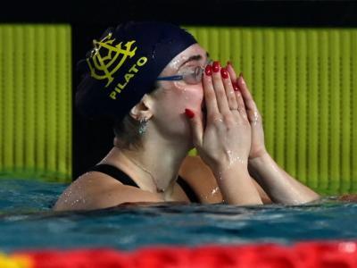 Nuoto, Benedetta Pilato e il…benedetto rinvio di Tokyo 2020!