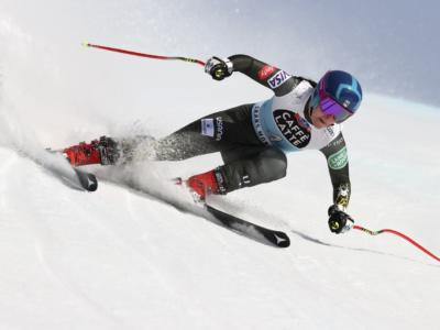 Sci alpino, Breezy Johnson domina la seconda prova della discesa della Val d'Isere, ottima terza Sofia Goggia!