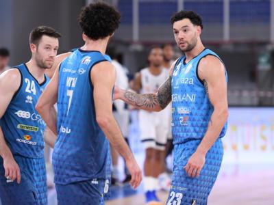 Basket, EuroCup 2020-2021: Brescia cade in casa del Boulogne Metropolitans 92