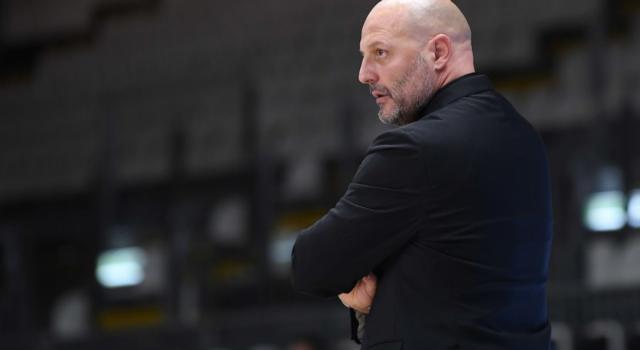 """Basket EuroCup 2021, Sasha Djordjevic: """"E' solo la prima partita, sarà bello avere il pubblico in Russia"""""""