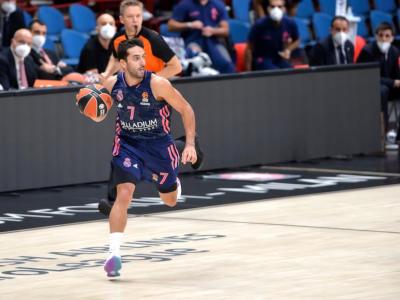Basket, Eurolega: successi importanti per Real Madrid e Valencia, cade il Baskonia. Vittorie di Olimpiacos e Berlino