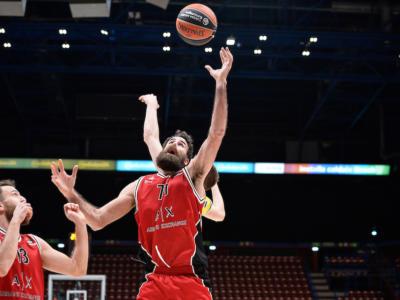 Basket, Olimpia Milano-Baskonia: programma, orario, tv, streaming