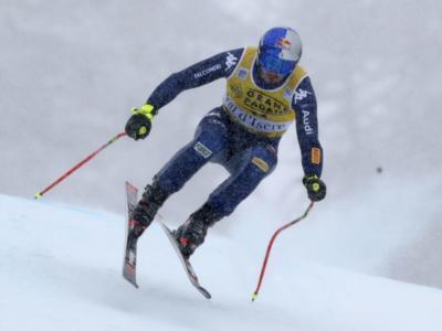 "LIVE Sci alpino, Discesa Val d'Isere in DIRETTA: incredibile vittoria di Cater. Dominik Paris 10°: ""Attacco in Val Gardena"""