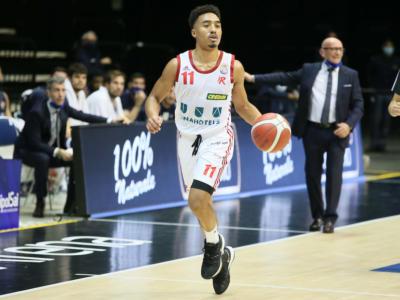 Basket, Serie A: Logan trascina Treviso, Cantù batte Trieste in volata, Reggio Emilia rimonta spettacolo sulla Fortitudo