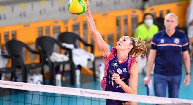 LIVE Scandicci-Developres Resovia 3-0, Champions League volley in DIRETTA. Stysiak trascina le toscane al terzo successo