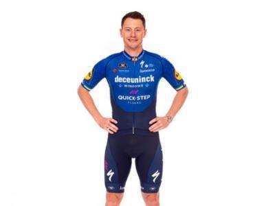 Ciclismo, la Deceuninck-Quick Step presenta la nuova divisa per la stagione 2021