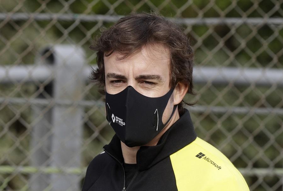 F1, la Renault conferma il test ad Abu Dhabi per Fernando Alonso