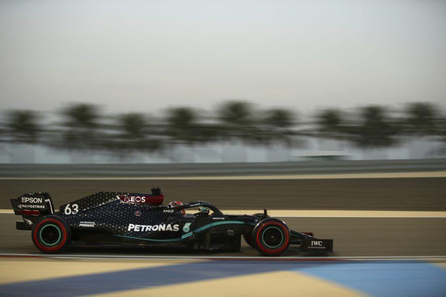 """F1, George Russell: """"Col team mi sono trovato bene oggi. Sul passo ho fatto fatica, c'è ancora molto lavoro da fare"""""""