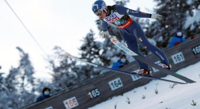 Salto con gli sci, i convocati dell'Italia per i Mondiali 2021 di Oberstdorf: sei azzurri in Germania