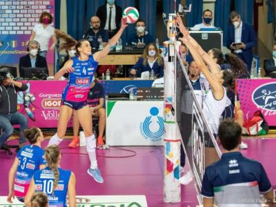 Novara-Dinamo Kazan oggi: orario, tv, programma, streaming Champions League volley
