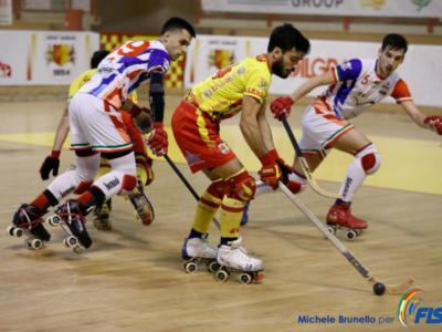 Hockey pista, Serie A1: programma, orari e tv dei recuperi della sesta giornata