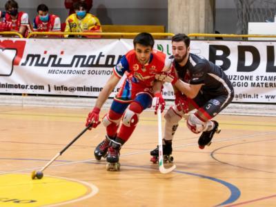 Hockey pista, Serie A1 2020-2021: in attesa del Valdagno vincono tutte le big