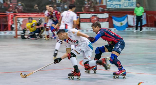 Hockey pista, Coppa Italia 2021: Forte dei Marmi vince all'overtime, in semifinale anche Sarzana
