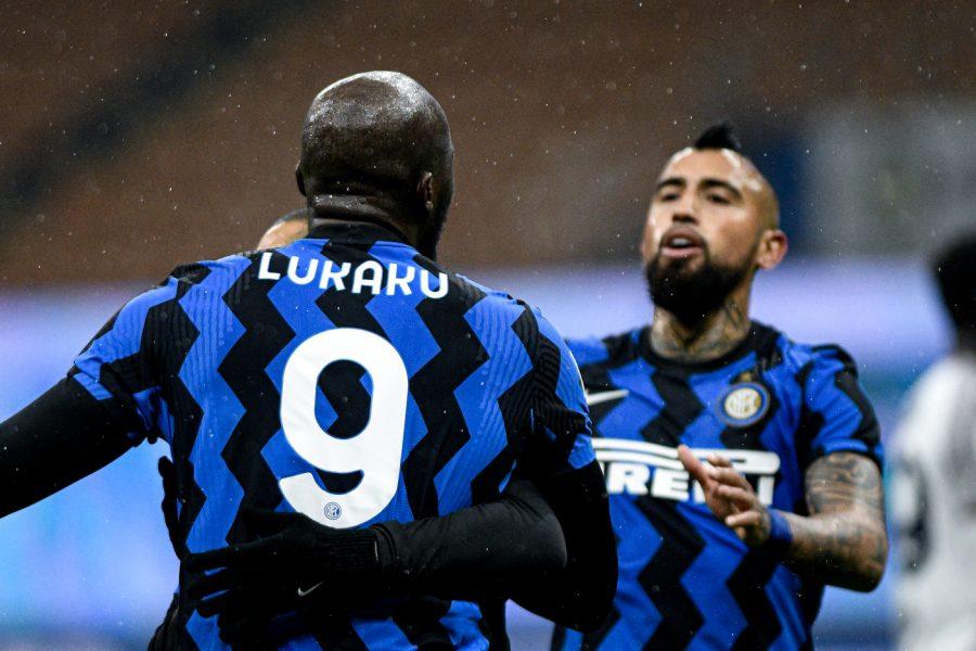 Calcio, Inter Bologna 3 1: Lukaku e la doppietta di Hakimi stendono i rossoblù