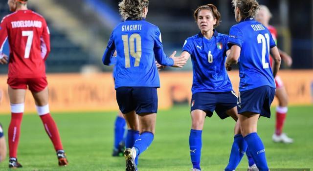 Calcio femminile, l'Italia si qualifica agli Europei se… Bisognerà battere Israele segnando almeno due gol