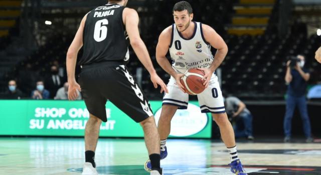 Basket, i migliori italiani della 10a giornata di Serie A. Marco Spissu si prende la scena a Bologna