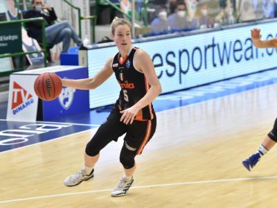 Basket femminile: Schio ne ha di più, dominata Sassari al PalaSerradimigni nell'anticipo di Serie A1