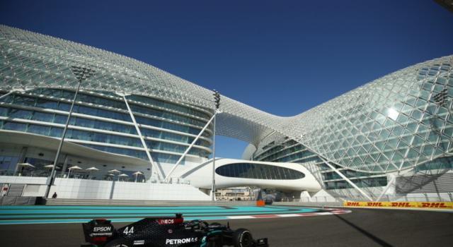 F1, GP Abu Dhabi 2020: Mercedes pronte a lottare per la pole position, Hamilton vuole la numero 99!