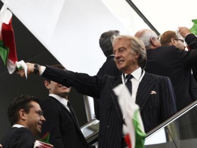 """F1, Luca Cordero di Montezemolo: """"I problemi della Ferrari arrivano da lontano, Binotto è troppo solo"""""""
