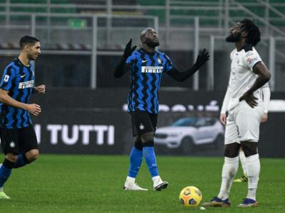 VIDEO Inter-Spezia 2-1, Highlights, gol e sintesi: Hakimi e Lukaku decidono la sfida a San Siro